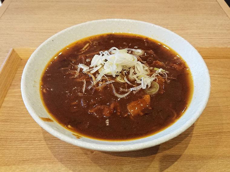 中村麺兵衛 渋谷店 新スパイスカレーそば
