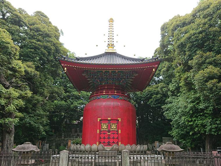 池上本門寺 多宝塔