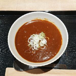 そばだ家 渋谷店 山椒カレー十割蕎麦